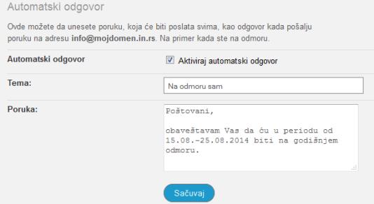 Kreiranje email naloga 9