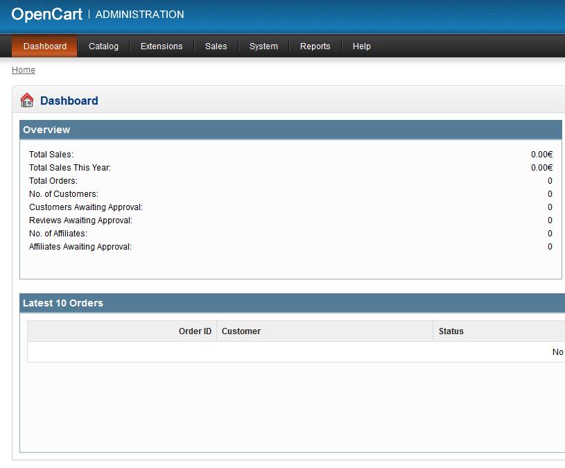 OpenCart4